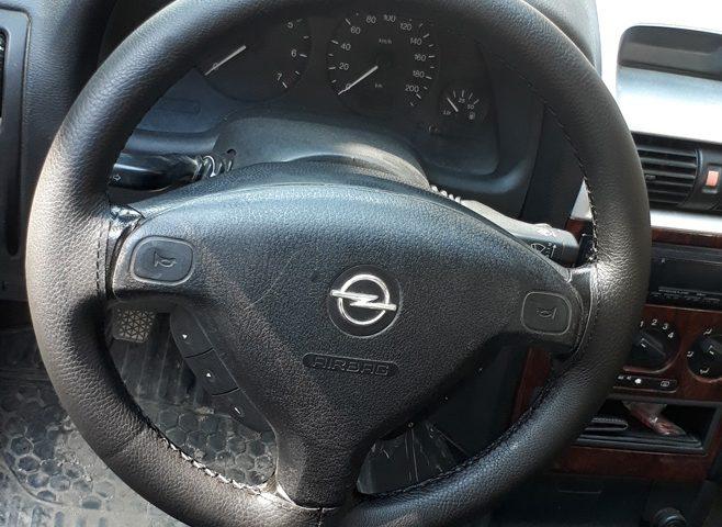 Opel Dikişli Direksiyon Kılıfı